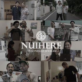 表参道POPUPSTORE NUIHERE(ヌイヘレ)